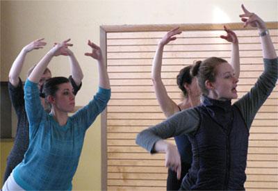 ARC Open Dance Classes
