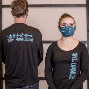 ARC Dance 20th Anniversary T-shirts