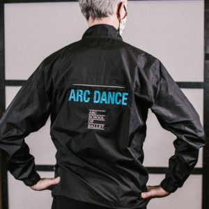 ARC School of Ballet Wind Breaker 2