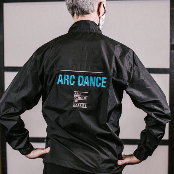 ARC School of Ballet Wind Breaker 2