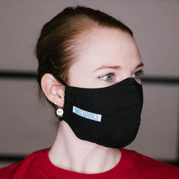 ARC Dance Black Mask