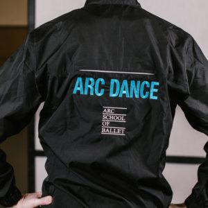 ARC School of Ballet Wind Breaker