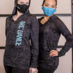 ARC Dance Hoodies - closeup
