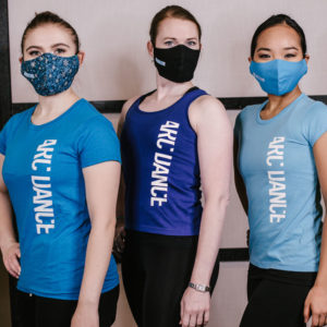ARC Dance T-shirts and Masks