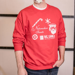 ARC Dance Nutcracker Sweatshirt - front