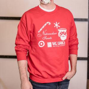 ARC Dance Nutcracker Sweatshirt - front